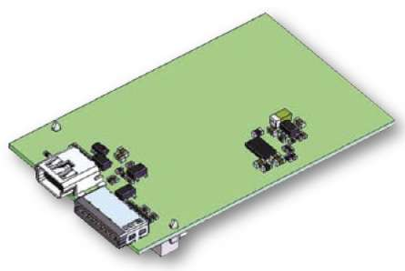 Плата расширения IESM-IO+USB