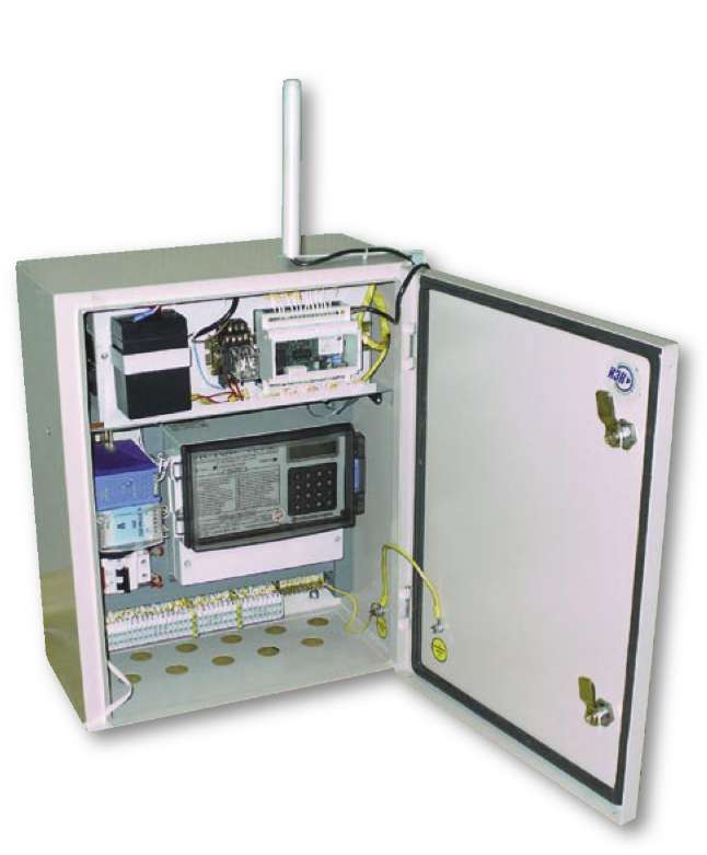 Коммуникационный телеметрический шкаф (КТШ)