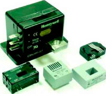 Внешний вид датчиков тока компенсационного типа