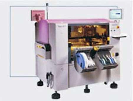 Автомат Topaz II с возможностью монтажа 20 тыс. разнородных элементов в час
