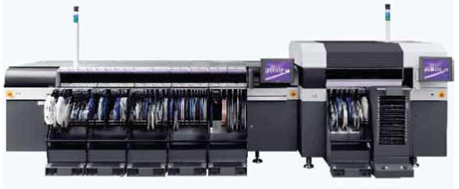 Модульный дизайн автоматов А-серии фирмы Assembleon значительно облегчает техническое обслуживание