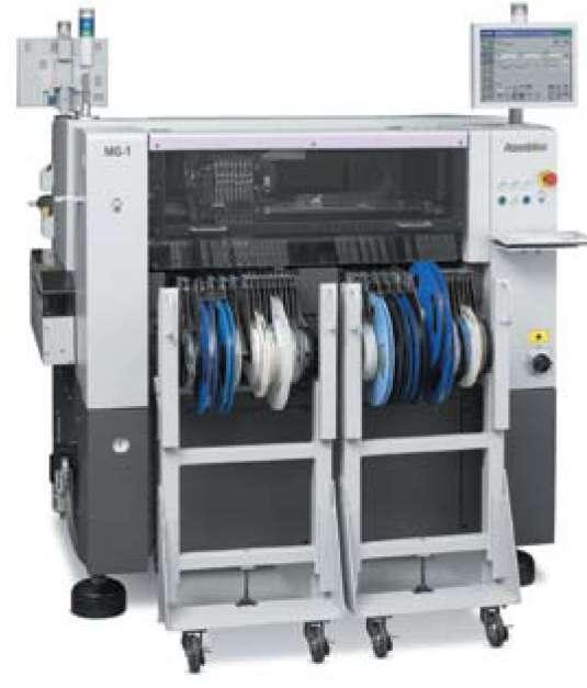Автомат установки компонентов Мй-1