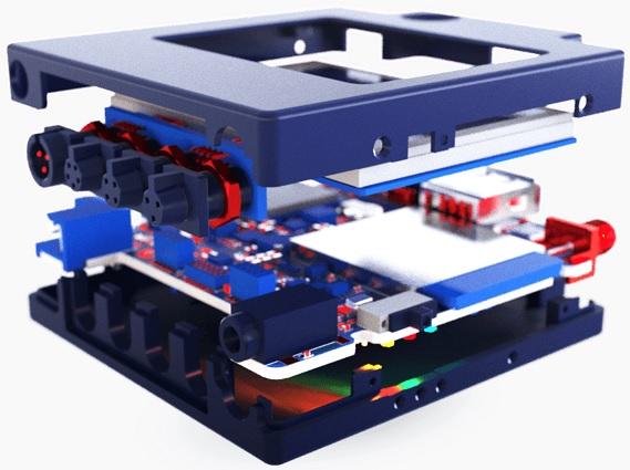 Разработка многофункционального видеорегистратора